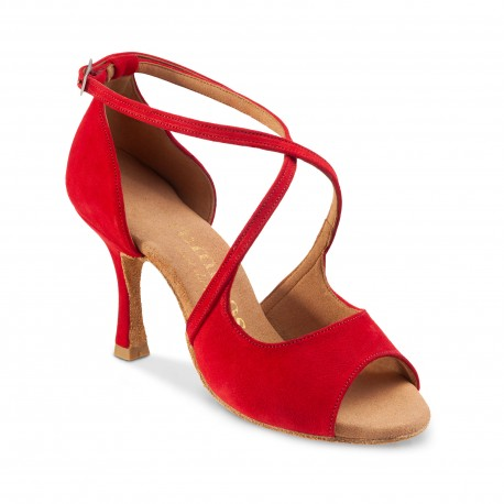 "Chaussures de danse Red "" Rummos """