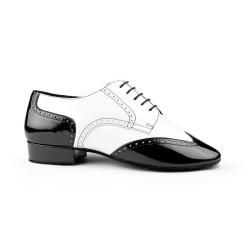 """Chaussures de danse homme Blac & White """" PortDance"""