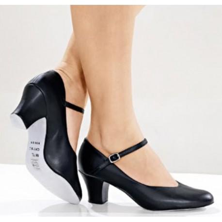 """Chaussure de danse de salon fermée """" So Dança """""""