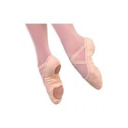 Chausson danse classique en tissus -So Dança